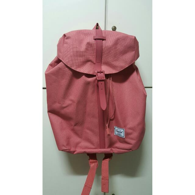 a3e0451ec5f Herschel Supply Co Post Backpack in Flamingo Pink, Women's Fashion on  Carousell
