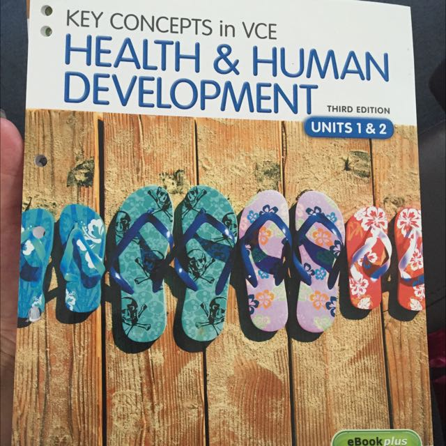 Key Concepts Health And Development Unit 1&2