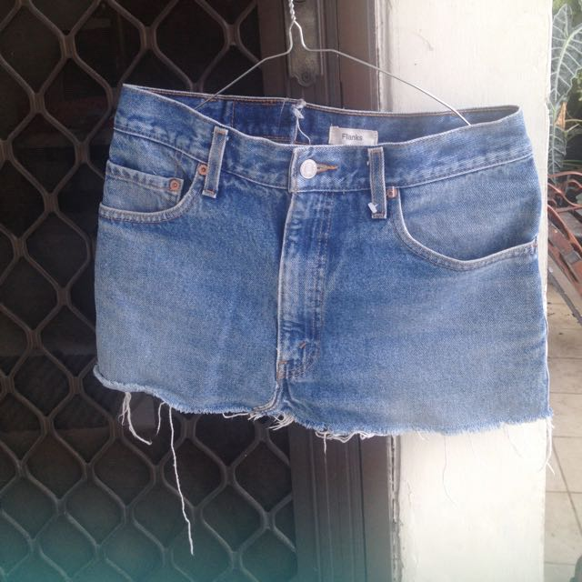 Levi's Flanks Mini Skirt