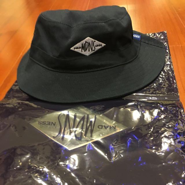 Madness魚夫帽