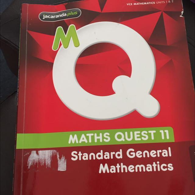Math Quest 11