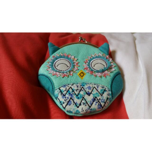 Owl Coin Wallet