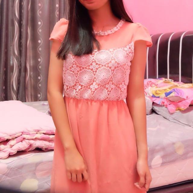 Peachy Dress