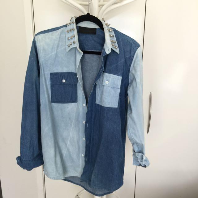 Studded Shirt