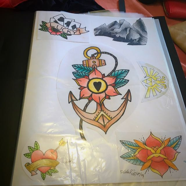 Tattoo Art Designs And Drawings