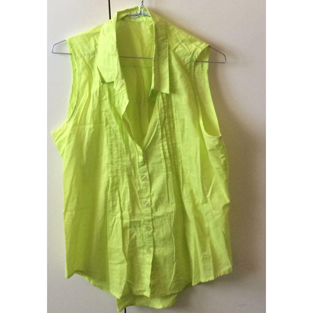Valleygirl Collared Shirt