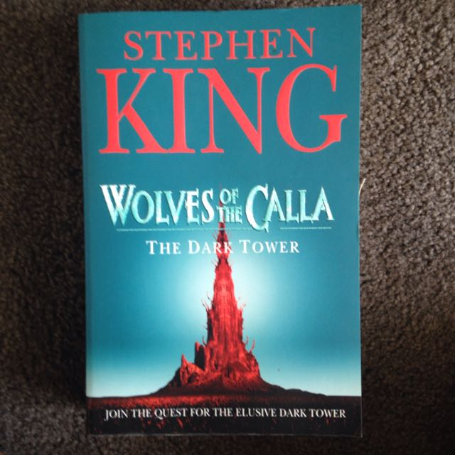 WOLVES OF THE CALLA THE DARK TOWER