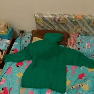 (含運)大翻領寬鬆針織毛衣✨✨