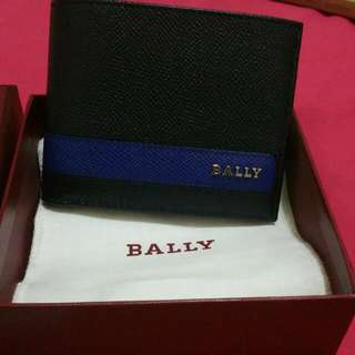 [BNIB] Bally bi-fold wallet *Price Dropped