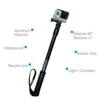 2016 SandMarc Pole Black Edition (1m) For All GoPro Cameras