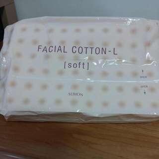 ALBION按摩化妝棉(2包)