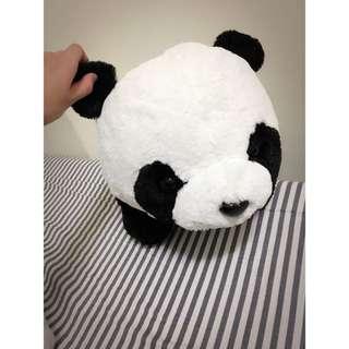 「全新」日本購回大頭熊貓玩偶