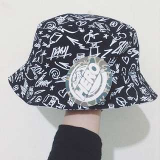 Hero Or Zero Speckle Bucket Hat 漁夫帽(雙面) 幫友代售
