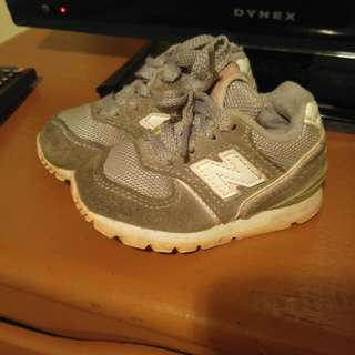 New Balance Toddler Girl size 4