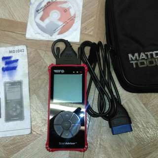 Matco Diag And Scanner