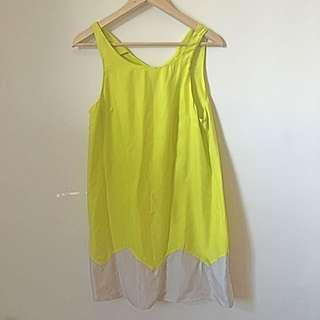 SILK KOOKAI Shift Dress Size38