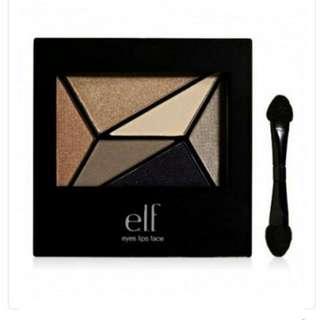 ELF Studio 6 Piece Geometric Eyeshadow Pallets
