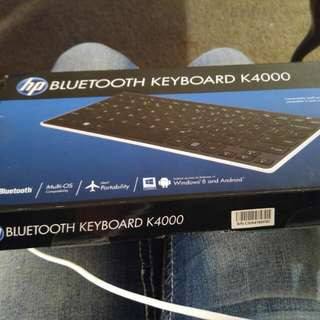 HP Bluetooth Keyboard