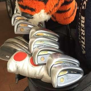 Honma LB606 2 Stars Iron 3- SW Golf Clubs