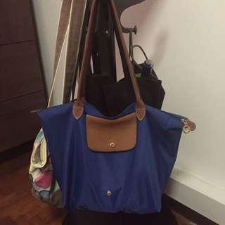 Longchamp Long Handle Bag (large)