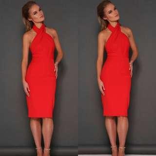 Ellie Zatouine Designer Dress