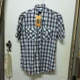 (全新)日本藍襯衫