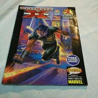Ultimate X-men 01