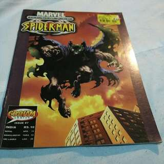 Ultimate Spider Man Issue #7