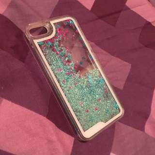 iPhone 5/5s Hard Glitter Case