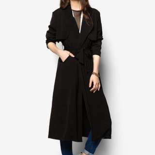Trench Coat By Something Borrowed