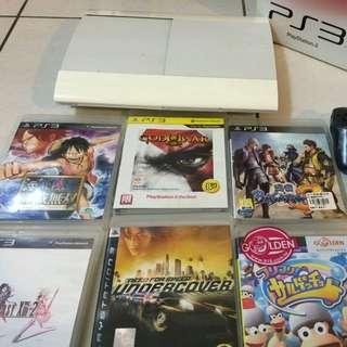 PS3 、 3DSLL