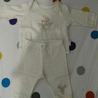 Preloved Setelan Baju Baby Mother Care