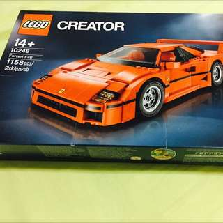 *Reserved* Lego Ferrari F40