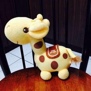 長頸鹿 娃娃 玩偶(加購價50)