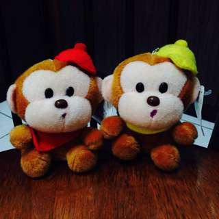猴子 娃娃