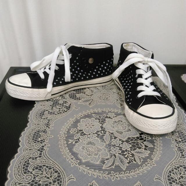 帆布鞋(含運)