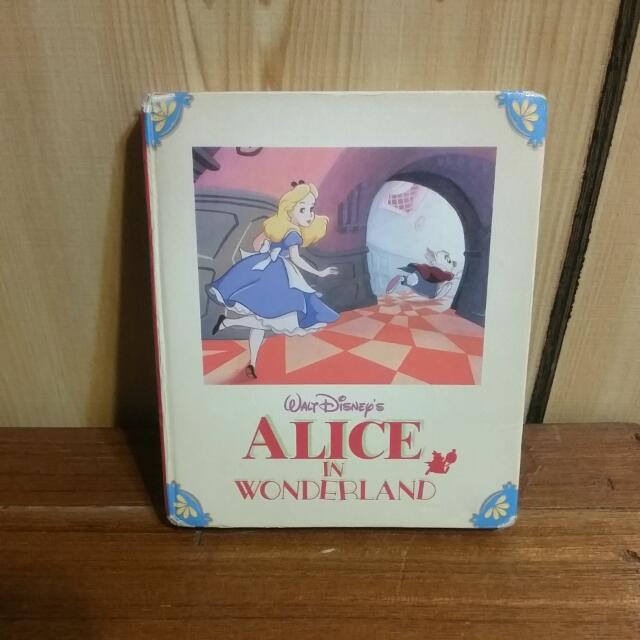 愛麗絲故事書鏡💝💝💝