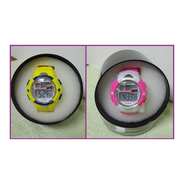 防水冷光運動錶手錶 電子錶 女錶 兒童錶 游泳 對錶