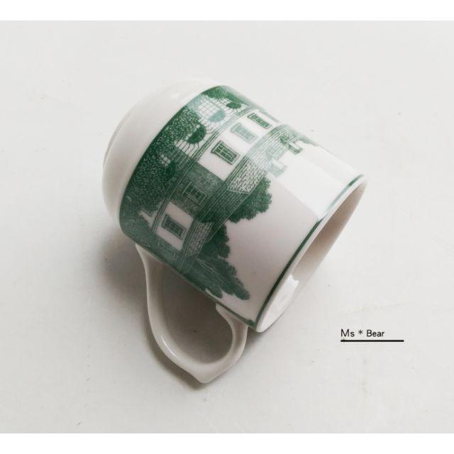 陶瓷 白色 馬克杯 義大利 經典牌子 蕾莉歐  l'erbolario Italy  30 週年  草本生活 紀念杯 杯子 咖啡杯 杯