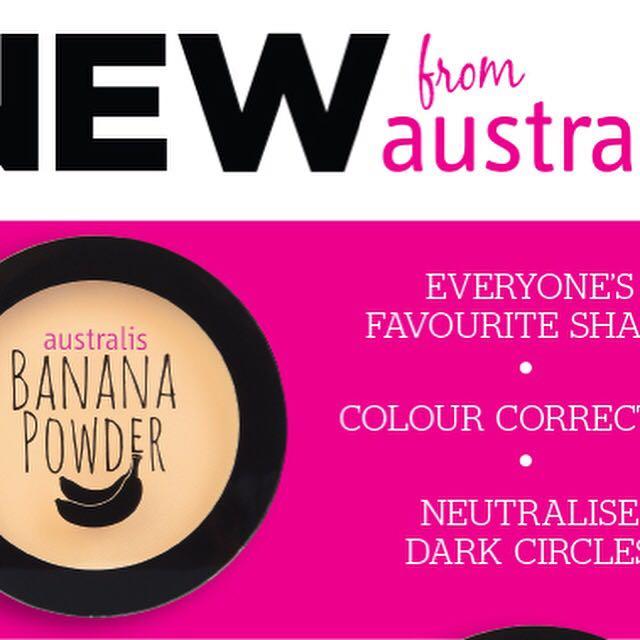 Banana Powder By Australis