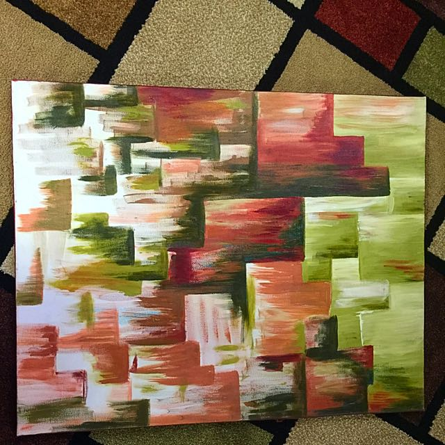 Canvass Painting (large)