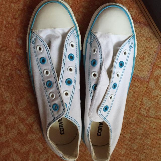 全新CONVERSE 帆布鞋