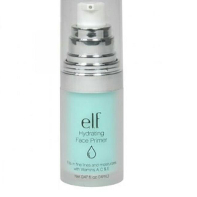 Elf Studio Hydrating Face Primer - Clear