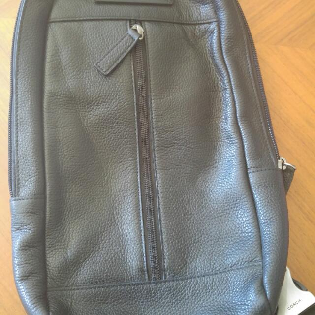 Genuine Coach IPad/Tablet/Book Reader Carry Bag