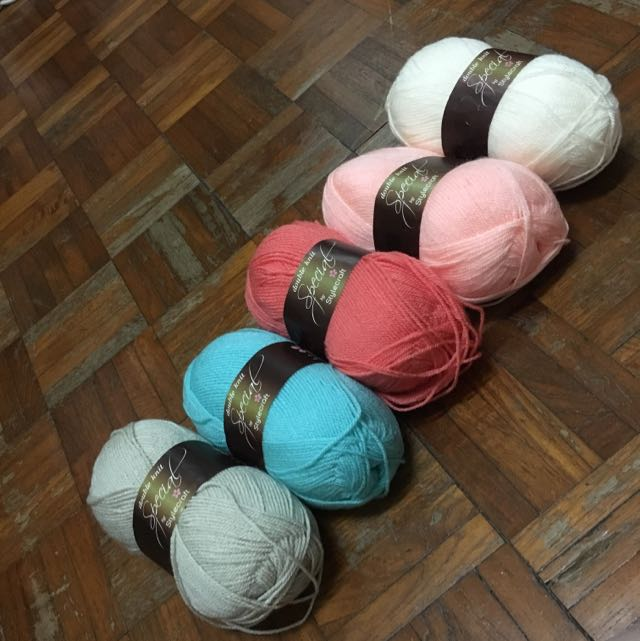 New Stylecraft Yarn, Design & Craft on Carousell