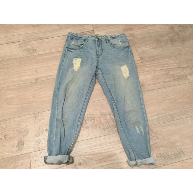 Pazzo 牛仔長褲