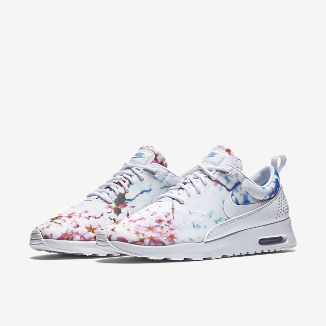 add578fe49 SEASONAL] Nike Air Max Thea Print (Women) Cherry Blossom, Women's ...