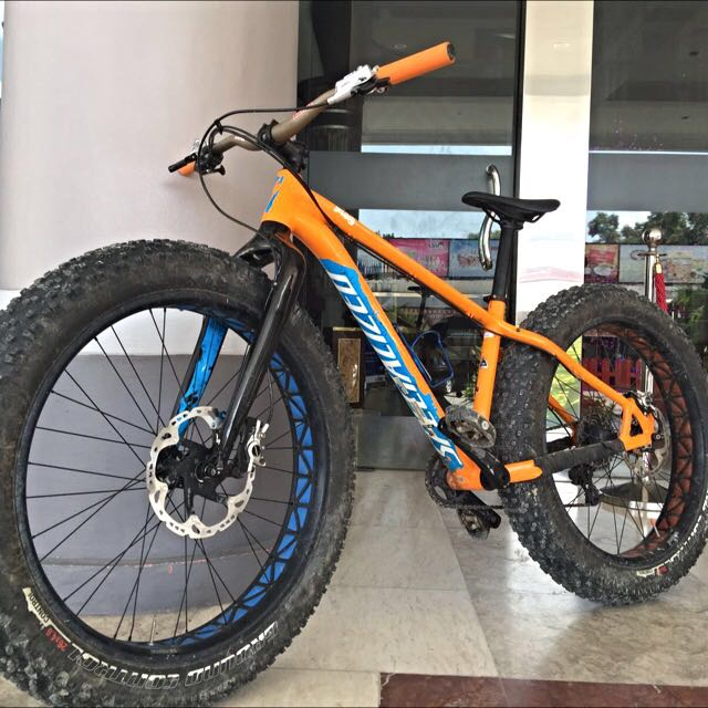 Specialized Fatboy Fat Bike Sports On Carousell