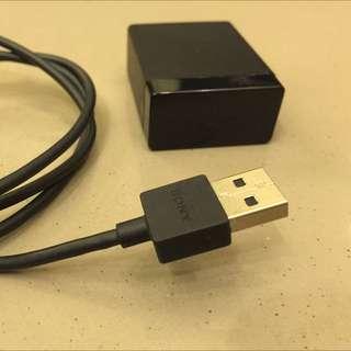 含運/Sony原廠傳輸線、充電頭