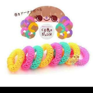 甜甜圈 捲髮器❤